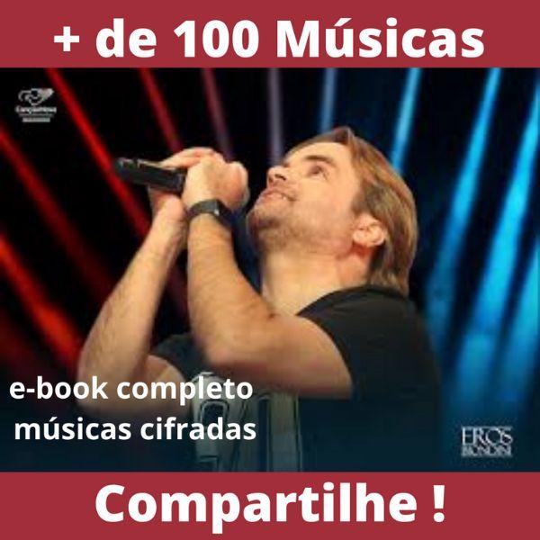 Imagem principal do produto + de 100 Músicas Católicas Cifradas