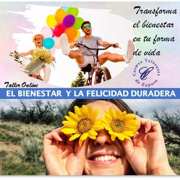 Imagem principal do produto Bienestar y Felicidad Duradera