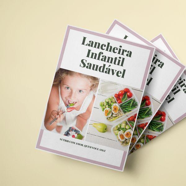 Imagem principal do produto Lancheira Saudável Infantil