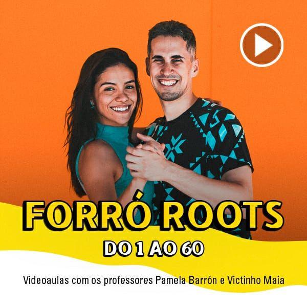 Imagem principal do produto Curso de Forró Roots - do 1 ao 60