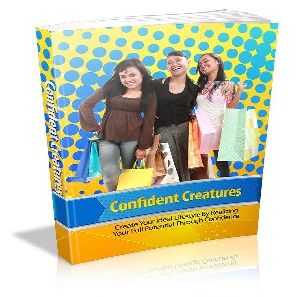Imagem principal do produto Confident Creatures