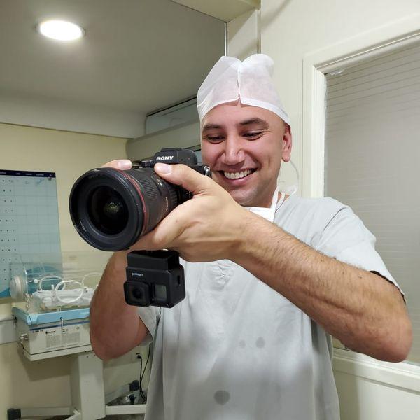 Imagem principal do produto Como filmar e fotografar nascimentos