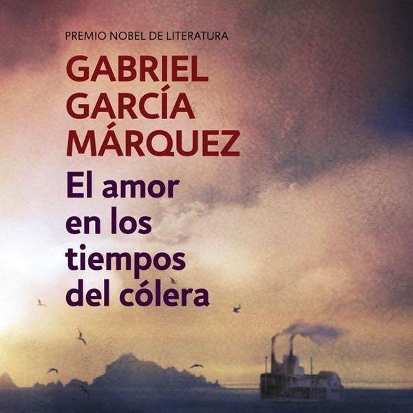 Imagem principal do produto Audiolibro El Amor en los Tiempos del Cólera