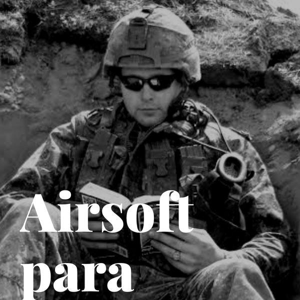 Imagem principal do produto Airsoft para Iniciantes