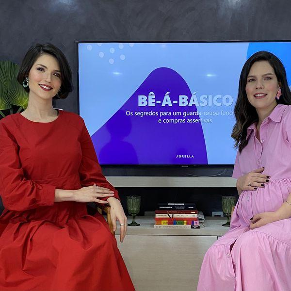 Imagem principal do produto Bê-à-Básico: os segredos para um guarda-roupa funcional e compras assertivas.