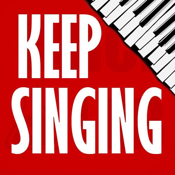Imagem principal do produto Keep Singing - Vocalizes para Canto & Técnica Vocal - Voice Lab