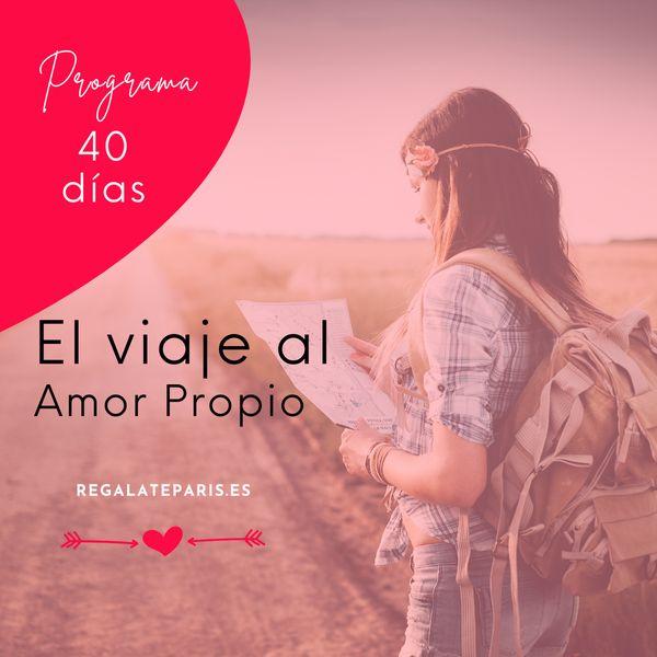 Imagem principal do produto El viaje al Amor Propio