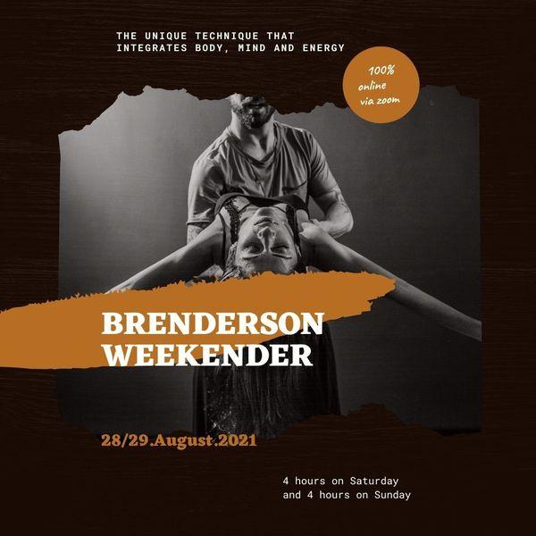 Imagem principal do produto Brenderson Weekender