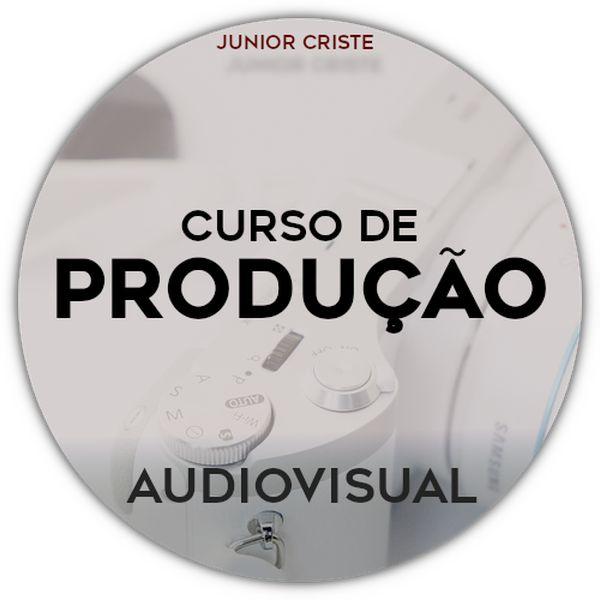 Imagem principal do produto Curso de Produção Audiovisual