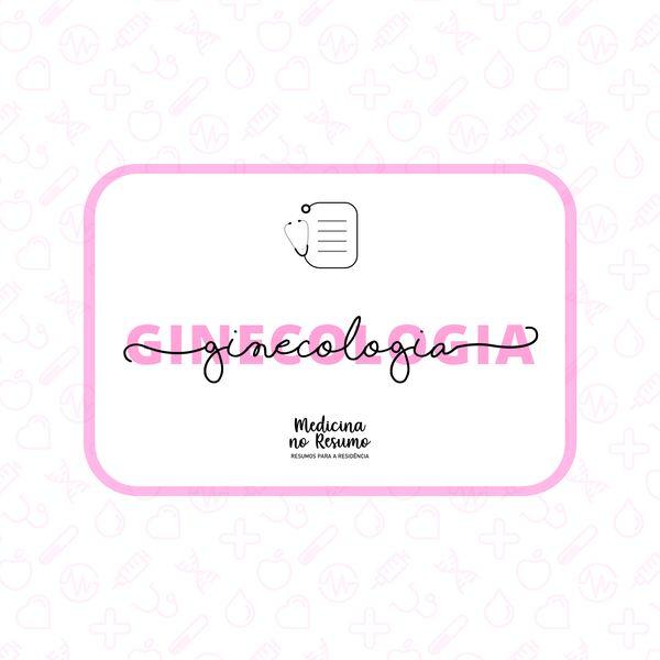 Imagem principal do produto Apostila de Gineco & Obstetrícia