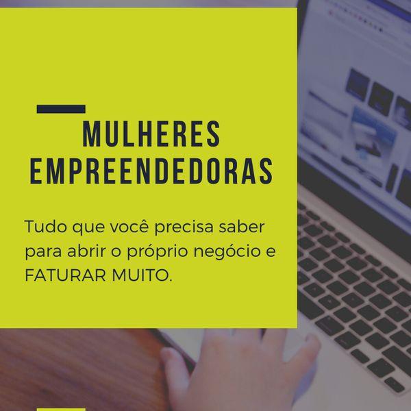 Imagem principal do produto Mentoria para Mulheres Empreendedoras