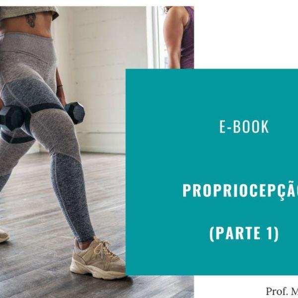 Imagem principal do produto Ebook Propriocepção - Parte 1