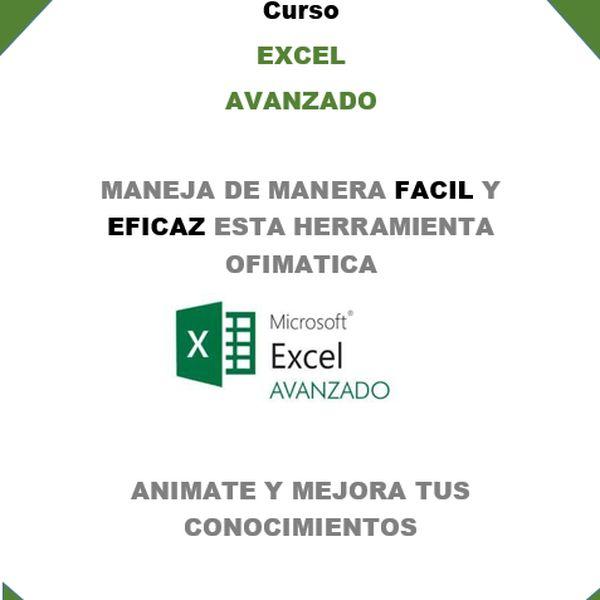 Imagem principal do produto Curso Excel avanzado