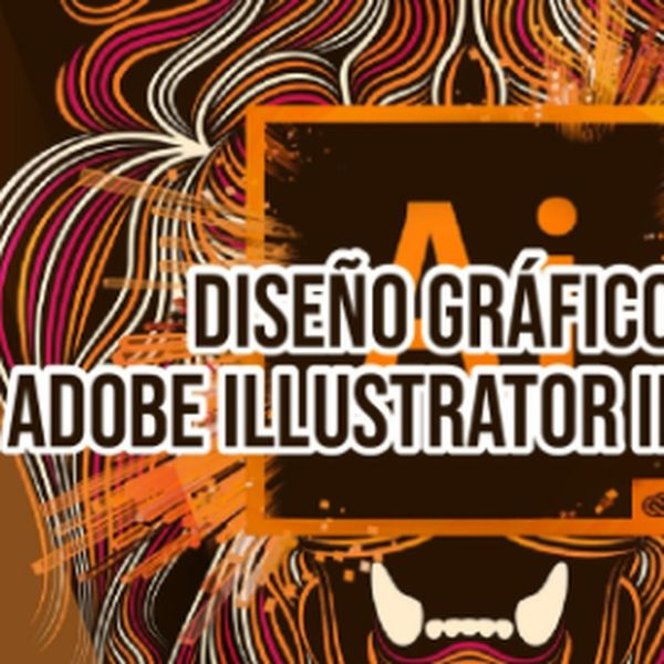 Imagem principal do produto DISEÑO GRÁFICO CON ADOBE ILLUSTRATOR INTERMEDIO