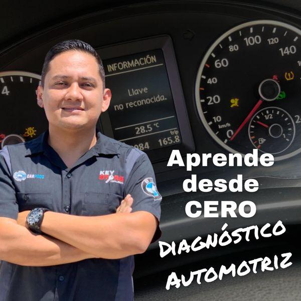 Imagem principal do produto Aprende Diagnostico Automotriz