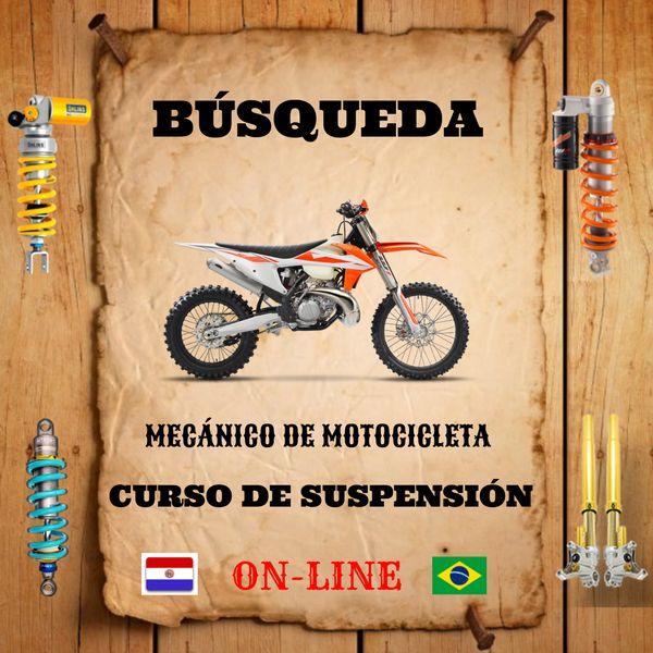 Imagem principal do produto CURSO SUSPENSÃO PARAGUAI