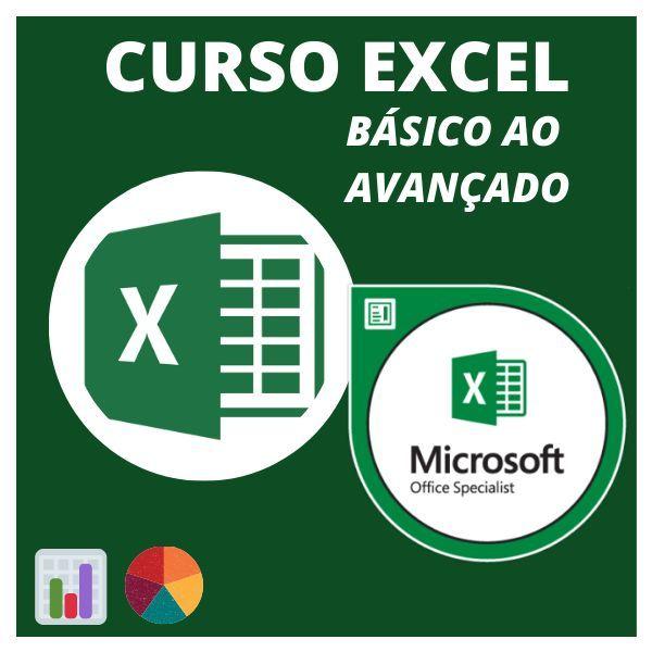 Imagem principal do produto Curso Excel - Básico Ao Avançado
