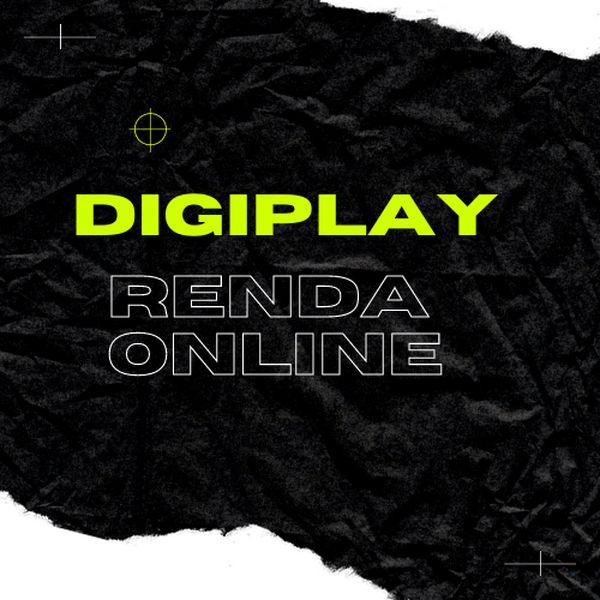 Imagem principal do produto DIGIPLAY -  RENDA ONLINE