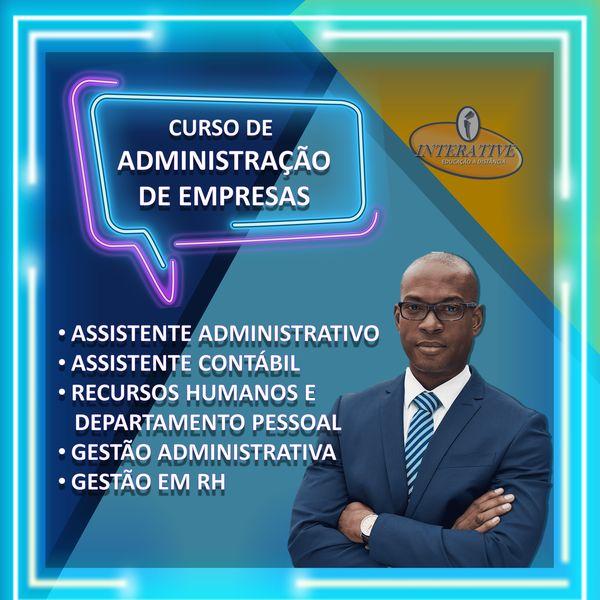 Imagem principal do produto GESTÃO ADMINISTRATIVA
