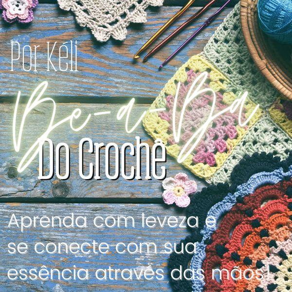Imagem principal do produto Curso Be-a-Bá do Crochê