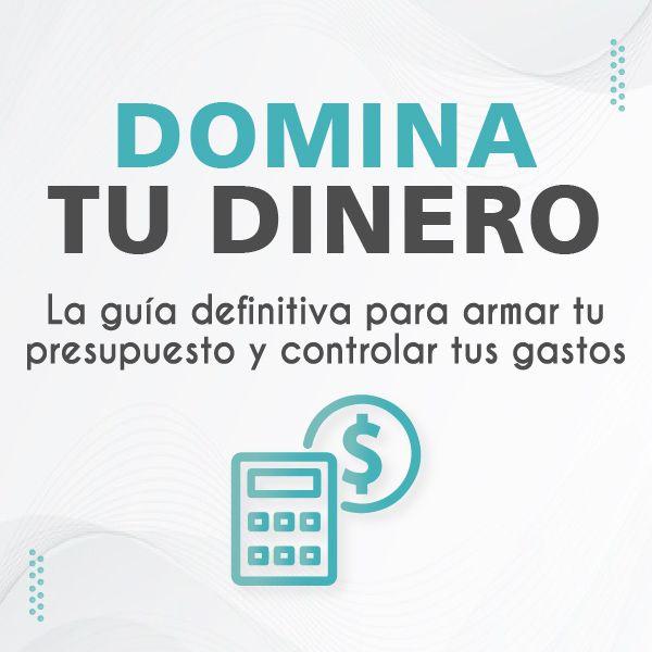 Imagem principal do produto Domina tu dinero