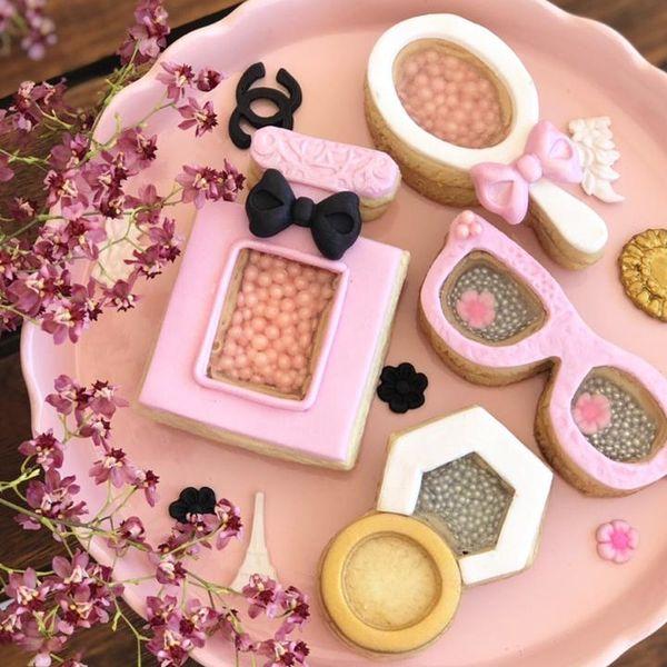 Imagem principal do produto Biscoitos Decorados - Descubra todos os segredos dessa incrível arte!
