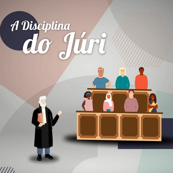 Imagem principal do produto A DISCIPLINA DO JÚRI