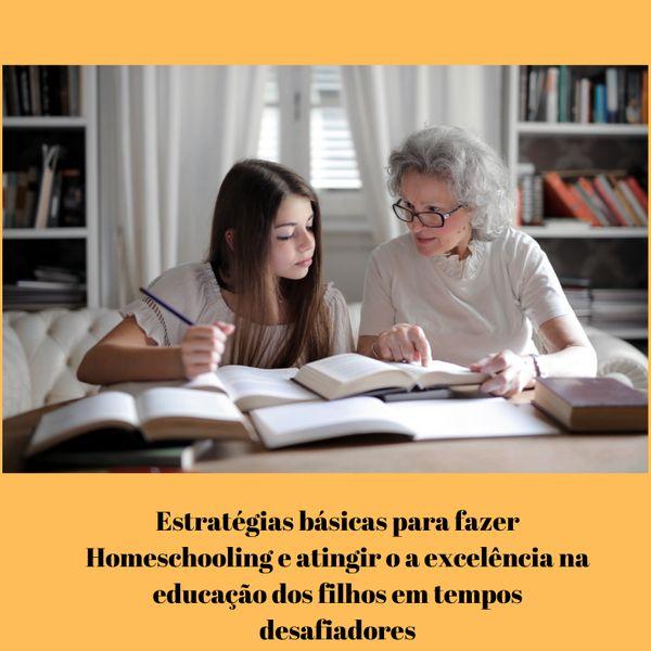 Imagem principal do produto Dicas básicas para ensinar em casa