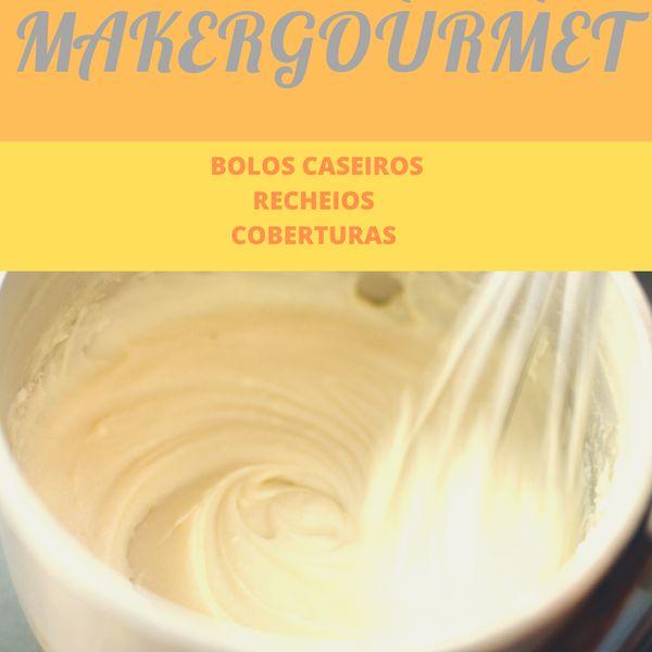 Imagem principal do produto Confeitaria Makergourmet