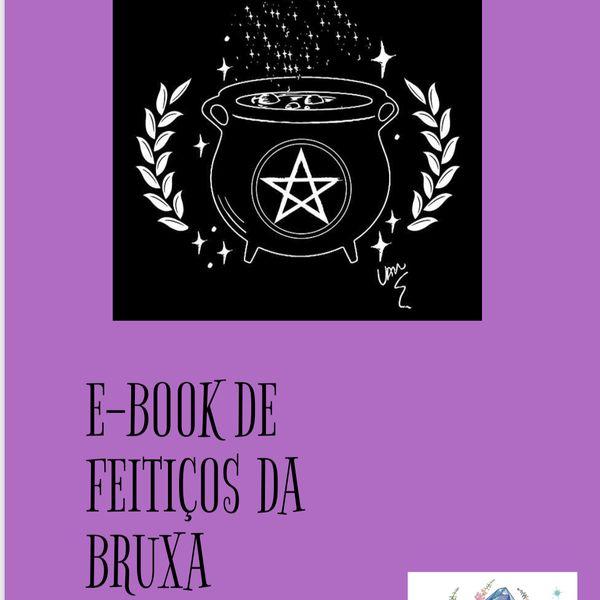Imagem principal do produto E-book de feitiços da Bruxa Fersoul