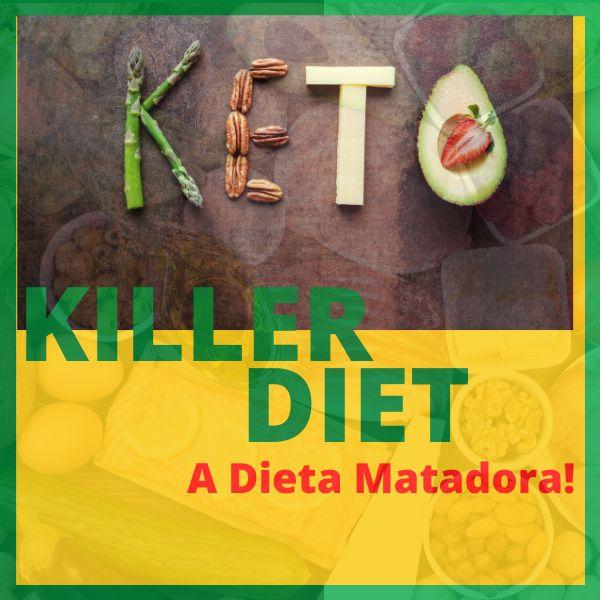 Imagem principal do produto KETO KILLER DIET