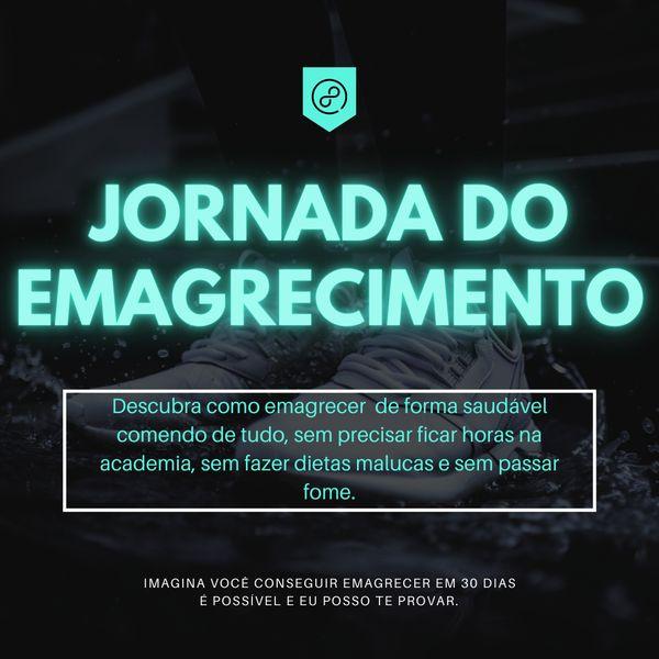 Imagem principal do produto JORNADA DO EMAGRECIMENTO