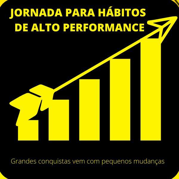 Imagem principal do produto Jornada para hábitos de alta performance