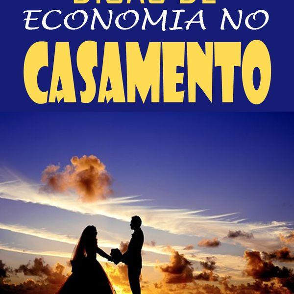 Imagem principal do produto Dicas de Economia no Casamento