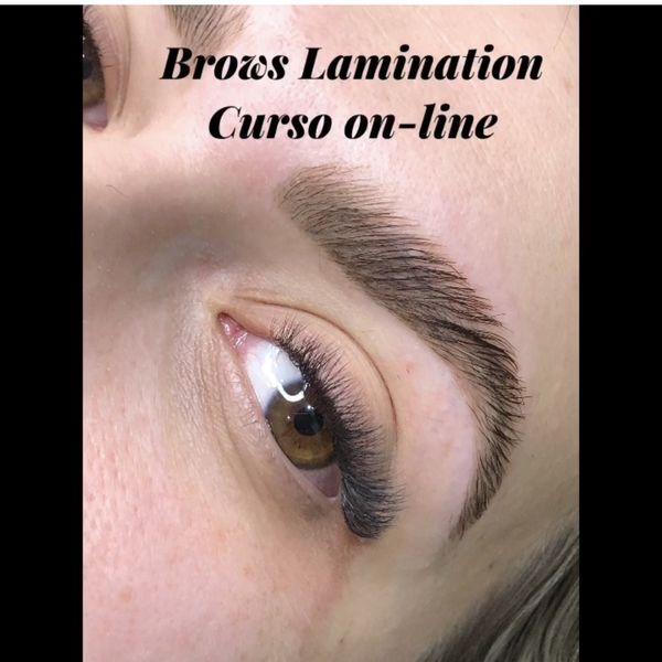 Imagem principal do produto Brows Lamination