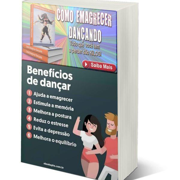 Imagem principal do produto EMAGRECER DANÇANDO