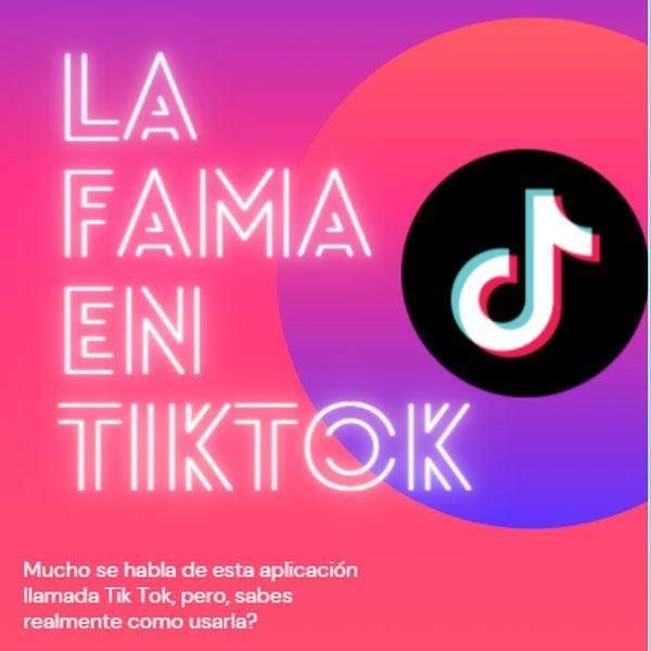 Imagem principal do produto La fama en toktok :: Estrategias para tiktok 2021