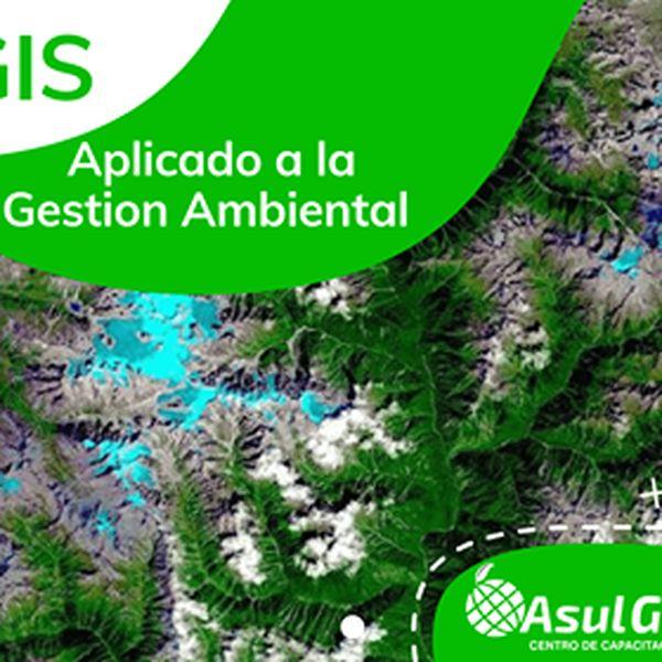 Imagem principal do produto Gestión Ambiental con ArcGIS