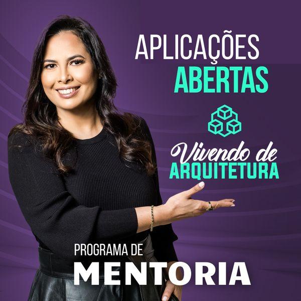 Imagem principal do produto Mentoria Alcance - Vivendo de Arquitetura