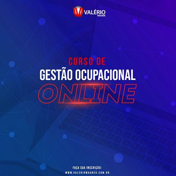 Imagem principal do produto Curso de Gestão Ocupacional - Online