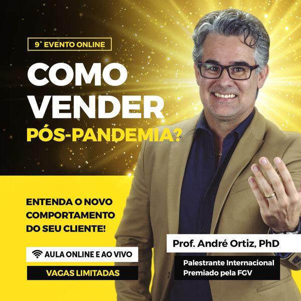 Imagem principal do produto COMO VENDER PÓS-PANDEMIA?