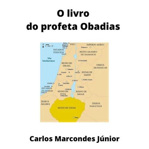 Imagem principal do produto O livro do profeta Obadias em MP3