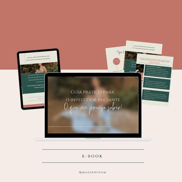 Imagem principal do produto Guia prático para o investidor iniciante