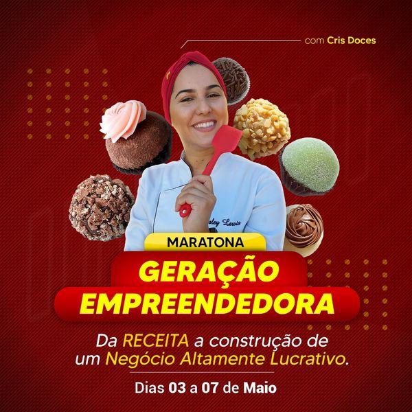 Imagem principal do produto Geração Empreendedora - Cris Doces