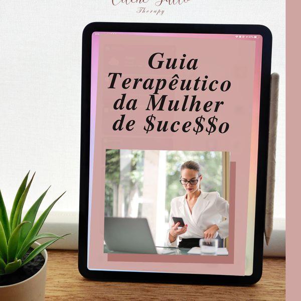 Imagem principal do produto Guia Terapêutico da Mulher de $uce$$o
