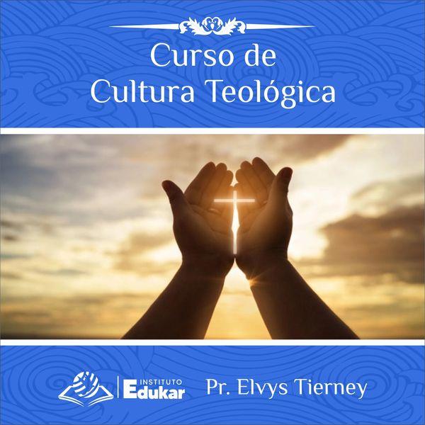 Imagem principal do produto CULTURA TEOLÓGICA