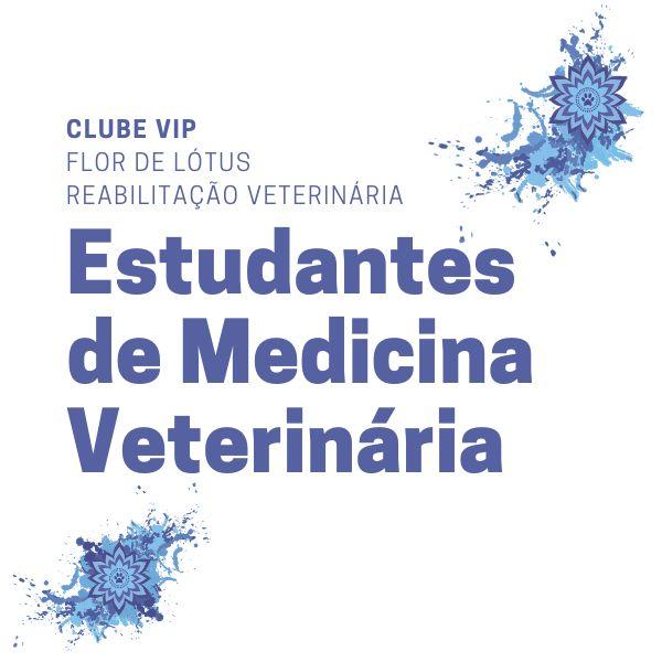Imagem principal do produto Clube VIP Para Estudantes de Medicina Veterinária