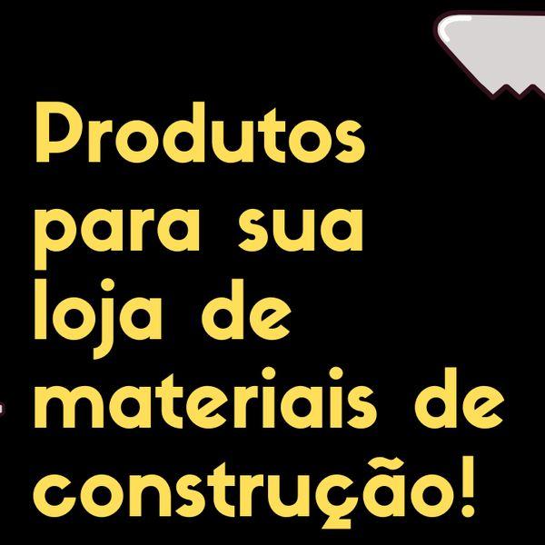Imagem principal do produto Lista para material de construção