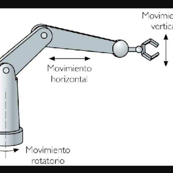 Imagem principal do produto Brazo Robotico arduino