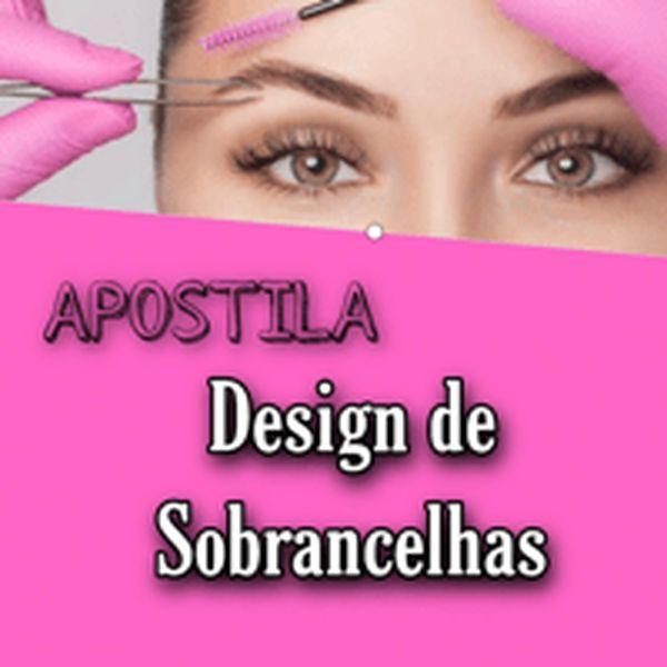 Imagem principal do produto Design de Sobrancelhas (EBOOK COMPLETO)